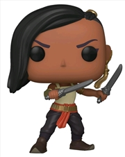 Raya and the Last Dragon - Namari Pop! Vinyl | Pop Vinyl