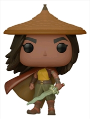 Raya and the Last Dragon - Raya Pop! Vinyl | Pop Vinyl