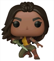 Raya and the Last Dragon - Raya Warrior Pose Pop! Vinyl | Pop Vinyl