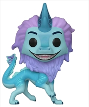 Raya and the Last Dragon - Sisu as Dragon Pop! Vinyl | Pop Vinyl