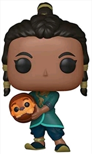 Raya and the Last Dragon - Young Raya with Baby Tuk Tuk US Exclusive Pop! Vinyl [RS] | Pop Vinyl