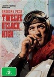 Twelve O'Clock High: 60th Anniversary Edition | DVD