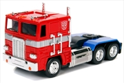 Transformers - Optimus Prime 1:32 Scale Hollywood Ride Diecast Vehicle | Merchandise
