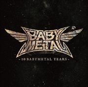 10 Babymetal Years | CD