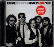 Blue Oyster Cult: Live 1983 | CD
