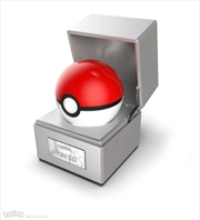 Pokemon - Pokeball Prop Replica | Collectable