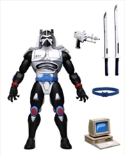 "Teenage Mutant Ninja Turtles - Chrome Dome Ultimate 7"" Action Figure | Merchandise"