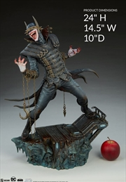 Batman - Batman Who Laughs Premium Format Statue | Merchandise