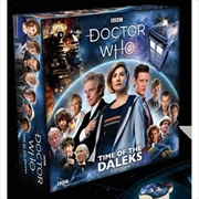 Doctor Who - Time of the Daleks (updated edition) Board Game | Merchandise