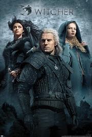 Witcher TV Key Art | Merchandise