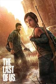 Last of Us Key Art | Merchandise