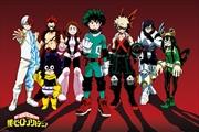 My Hero Academia Line Up | Merchandise