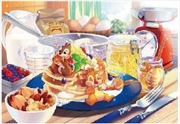 Tenyo Puzzle Disney Chip 'n' Dale's Sweet Temptation Puzzle 1,000 pieces | Merchandise