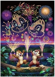 Tenyo Puzzle Disney Chip 'n' Dale's It's Show Time Puzzle 266 pieces | Merchandise