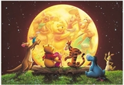 Tenyo Puzzle Disney Winnie & Friends Moonlight Party Puzzle 266 pieces | Merchandise