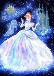 Tenyo Puzzle Disney Cinderella Wrapped in Magic Light Puzzle 266 pieces | Merchandise