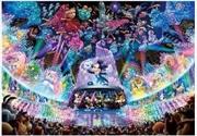 Tenyo Puzzle Disney Water Dream Concert Puzzle 500 pieces | Merchandise