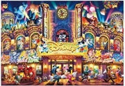 Tenyo Puzzle Disney Dream Theater Puzzle 500 pieces | Merchandise