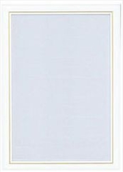 Tenyo Puzzle Frame Stained Art White 500 pieces (25cm x 36cm) | Merchandise