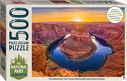 National Park Collection Jigsaw - Glen Canyon, Arizona 500 Piece Puzzle | Merchandise