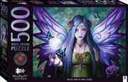 Mindbogglers Artisan Jigsaw - Mystic Aura 500 Piece Puzzle | Merchandise