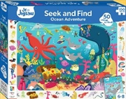 Ocean Adventure 100 Piece Puzzle | Merchandise