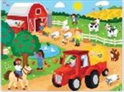 Farmyard Fun 45 Piece Puzzle | Merchandise