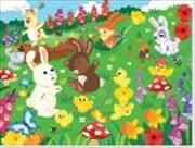 Springtime Bunnies 45 Piece Puzzle | Merchandise
