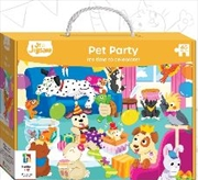 Pet Party 45 Piece Puzzle | Merchandise