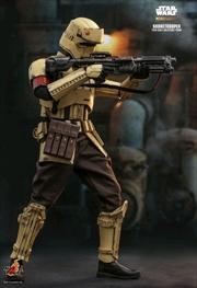 "Star Wars: The Mandalorian - Shoretrooper 1:6 Scale 12"" Action Figure | Merchandise"