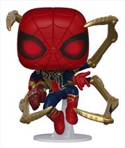 Avengers 4: Endgame - Iron Spider with Nano Gauntlet Pop! Vinyl | Pop Vinyl