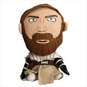 Star Wars Obi Wan Kenobi Deformed Plush | Toy