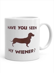 Have You Seen My Wiener Giant | Merchandise