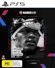 Madden NFL 21   Playstation 5
