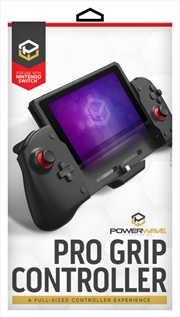 Powerwave Switch Pro Grip Controller for Nintendo Switch | Nintendo Switch