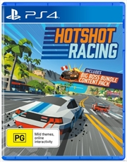 Hotshot Racing | PlayStation 4