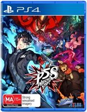 Persona 5 Strikers   PlayStation 4