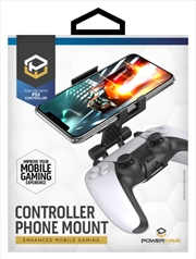Powerwave PS5 Controller Phone Mount   Playstation 5
