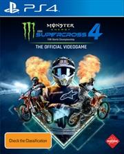 Monster Energy Supercross 4 | PlayStation 4