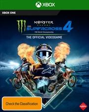 Monster Energy Supercross 4 | XBox One