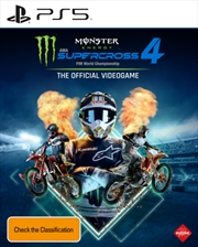 Monster Energy Supercross 4 | Playstation 5