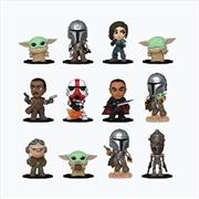 Star Wars: The Mandalorian - Mystery Minis Blind Box | Merchandise