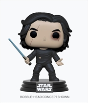 Star Wars - Ben Solo with Blue Saber Pop! Vinyl | Pop Vinyl