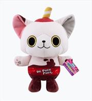 "Paka Paka - Dr Purr Purr 7"" Plush | Toy"