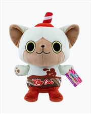 "Paka Paka - Kitty Cola 7"" Plush 