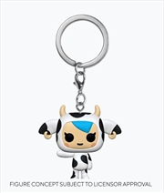 Tokidoki - Mozzarella Pop! Keychain | Pop Vinyl