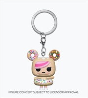 Tokidoki - Donutella Pop! Keychain | Pop Vinyl