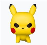 Pokemon - Pikachu (Angry Crouching) Pop! RS | Pop Vinyl