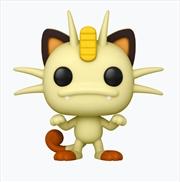Pokemon - Meowth Pop! RS | Pop Vinyl