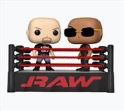 WWE - The Rock v Stone Cold Wrestling Ring MM Pop! | Pop Vinyl